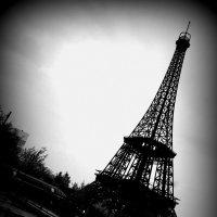 Эйфелева башня в Перми :: Анна Бурылова