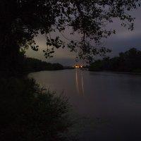 Ночная река :: Роман Романов