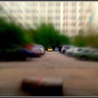 машинка :: Sergey Bagach
