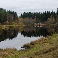 Зеркальное озеро :: AlexAnder E