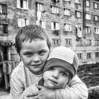 Дети общаги... :: Андрей Кровлин