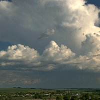 Грозовое небо :: Yuri Silin