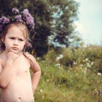 Я царица полей... или принцесса еще :: Светлана Сайко