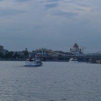 Москва :: Анастасия Прибыткова