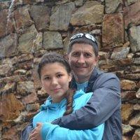 Отец и дочь :: Андрей Захаров