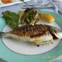 Рыба на углях :: Дмитрий Агафонов