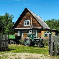 Домик в деревне... :: Дмитрий Янтарев