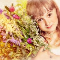 Полиночка :: Оксана Губайдулина