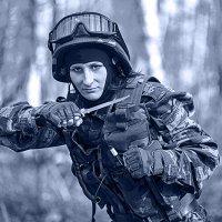 Солдат Джейн :: Ренат Менаждинов