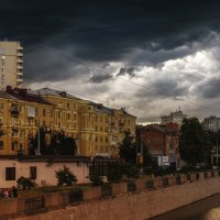 Вечер на набережной :: Игорь Найда