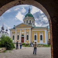Собор Иоанна Предтечи в Зарайске :: Наталья Rosenwasser