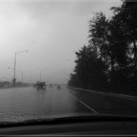 Погода... мерзопакостная :: Яков Геллер