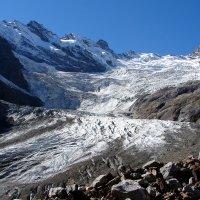 Алибекский ледник :: Светлана Попова