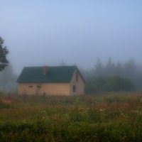 Утро туманное. :: Andrei Dolzhenko