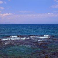 Критское море :: Сергей Яруллин