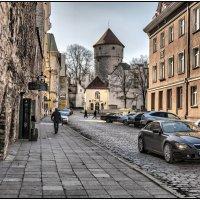 Старый город 1 :: Борис Гольдберг