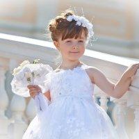 Подружка невесты:-) :: Анна Тихомирова