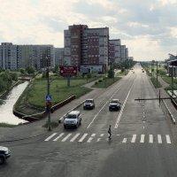 Мой город :: Елена Перевозникова