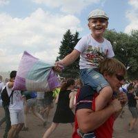 Битва подушками :: Андрей Фокин
