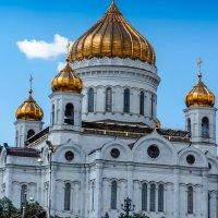 Храм Христа Спасителя - Москва :: Роман Сибиряков