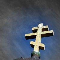 ..крест на куполе... :: Илья Конев