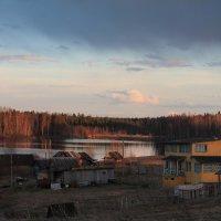 весенний пейзаж :: Катюшка Lashkova
