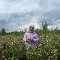 Улыбка в цветвх :: Ольга Сова