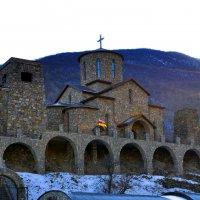 Аланский Свято-Успенский мужской монастырь :: Dave Ashley