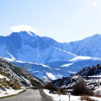 Дорога в горы :: Dave Ashley