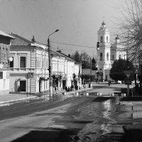 Маленький городок :: Nikita Sychev