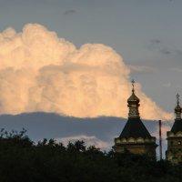Облако :: Наталья Мясникова
