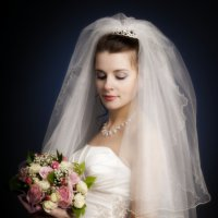 Невеста :: Наталья Zайкова