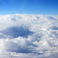 над облаками :: Альбина Еликова