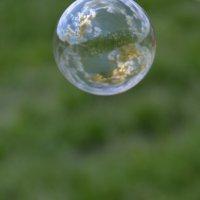 Мыльный пузырь :: Динар Зайдуллин