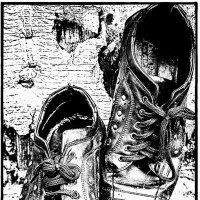 Не ботинки, а картинки! :: Людмила Синицына