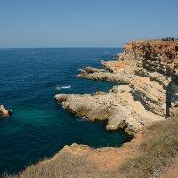 Море возле 35-й батареи :: Марина Дегтярева