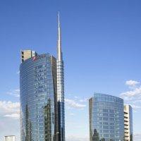 Новые небоскрёбы, Милан :: Виталий Авакян