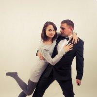 Под впечатлением от танго.. :: Евгений Зимин