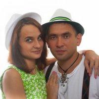 С девушкой красавицей :: Евгений Зимин