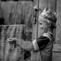 Король дождя :: Александра Гусева