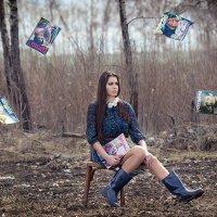 из серии крестьянка :: Алина Мищенко