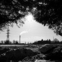 Старая дорога :: Nikita Sychev