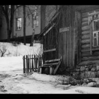 Заброшенный дом :: Nikita Sychev