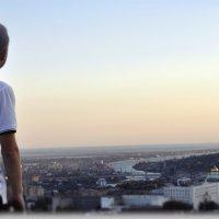 Вершина города :: Алексей Лебедев