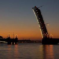 Троицкий мост :: Алина Троицкая