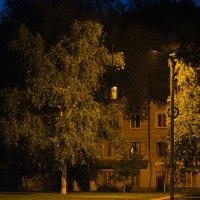 ночной фонарь :: Бурлака Андрей