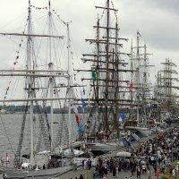 Регата The Tall Ships Races 2013 :: Любовь Изоткина