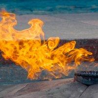 Вечный огонь :: Роман Сибиряков