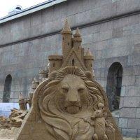 Песчаные скульптуры :: Денис Матвеев