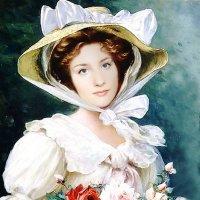 Старинный портрет :: Julia K